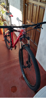 Bicicleta Mtb Zenith Astra R29 Mejorada Poco Uso