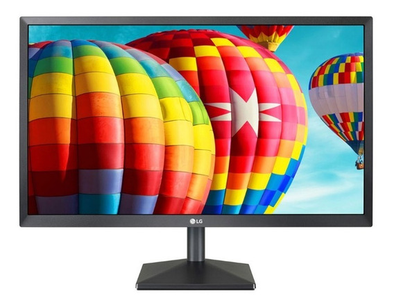 Monitor Gamer Lg Led 23.8 Fullhd Ips C/ Cabo Hdmi