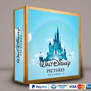 Peliculas Box Platinium Full Dvd Disney Volumen 2