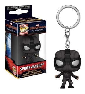 Pocket Pop! Keychain Spider-man Far From Home