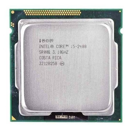 Imagem 1 de 5 de Processador Core I5 2400 Lga 1155 3.1 I5 Ghz