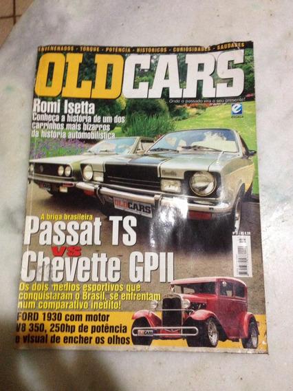 Revista Oldcars N 3 Passat Ts Cleverton Gp Ii
