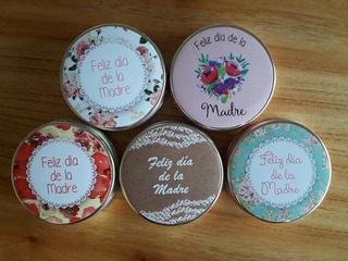 Latitas Pastilleras Personalizadas - Vacías Pack X 10
