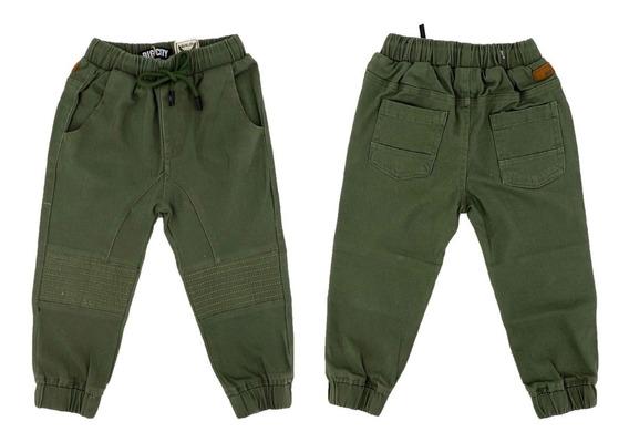 Pantalón Jogger Para Niño 03846
