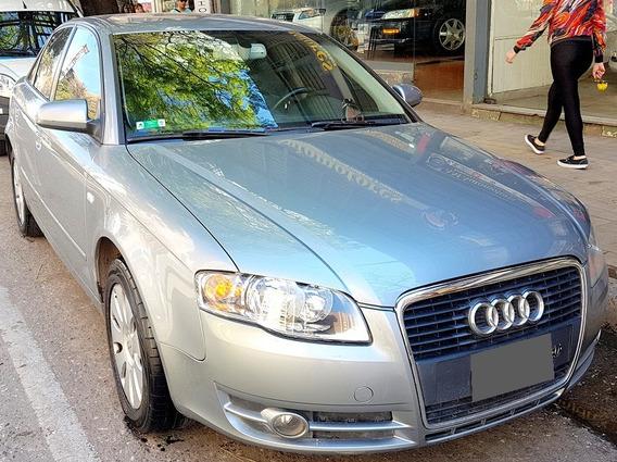 Audi A4 1.8 Turbo Sport Triptronic 2006 Financiado 100%