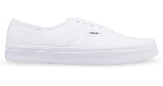 Zapatillas Vans Authentic White White Vn-000ee3w00