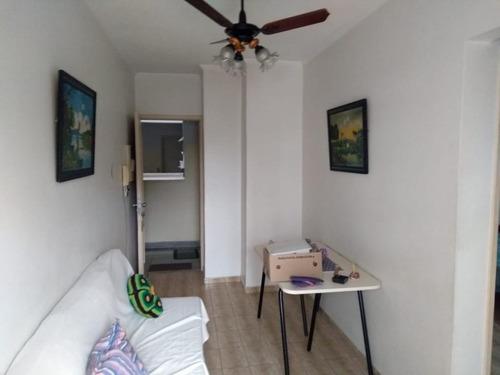 Apartamento À Venda, 38 M² Por R$ 159.999,99 - Tupi - Praia Grande/sp - Ap2842