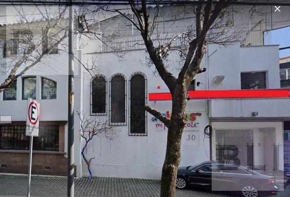 Casa Con Uso De Suelo Para Oficinas En La Colonia Polanco
