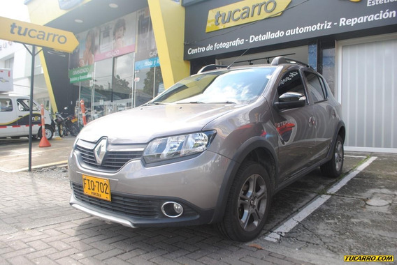 Renault Sandero Stepway Intens Mt