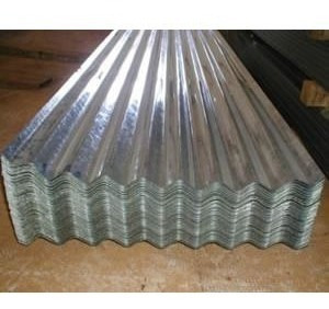 Planchas Zinc Onduladas 2.5 M X 0.80 M X 0.30 Mm