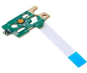 Placa Power Ligar On Hp 14-n 14-n020br Daou83pb6ec Usado Cr