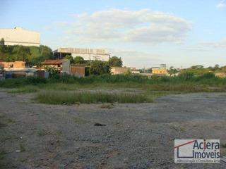 Área Para Incorporação À Venda, Jardim Alvorada, Jandira. - Ar0137