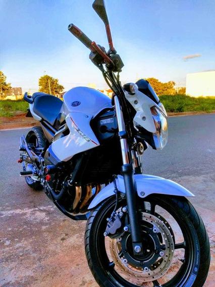Yamaha Xj6 2014 Branca - 2014
