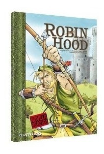 Novela Gráfica: Robin Hood Nice