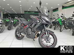Kawasaki Versys 650 2017/2018 - Preta 0km Lançamento