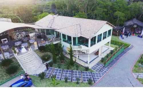 Chácara À Venda, 6500 M² Por R$ 3.490.000,00 - Ouro Fino - Santa Isabel/sp - Ch0420