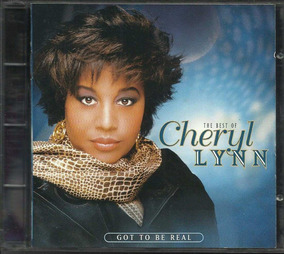 Cd The Best Of Cheryl Lynn 1996 Serie Legacy Rhythm E Soul