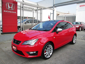 Seat Ibiza 1.4 Fr Turbo Mt Coupe 2013 Rojo