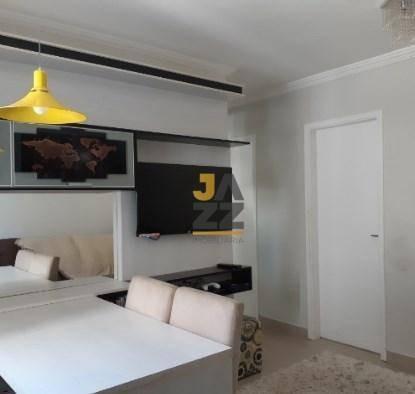 Apartamento À Venda, Residencial Guairá, Sumaré. - Ap5988