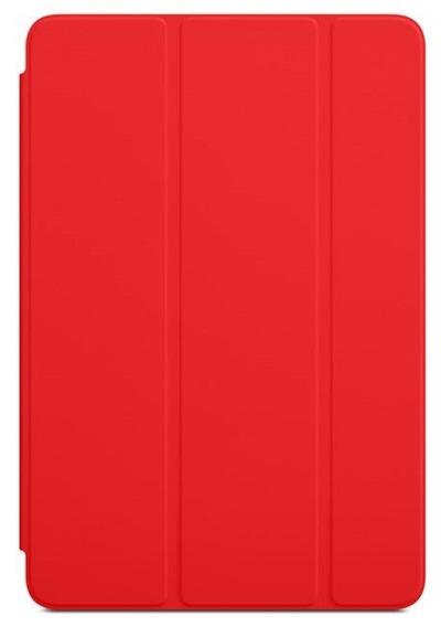 Capa Apple Smart Cover Vermelha Md828bz/a Para iPad Mini
