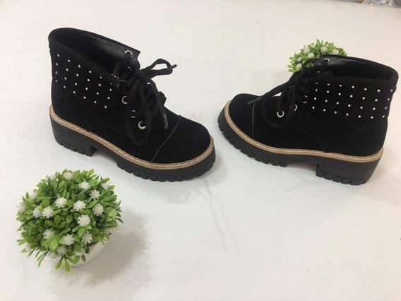 Zapatos Nena Con Tachas Talles 27 Al 36