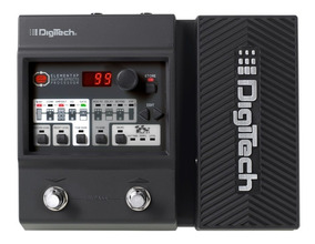 Pedaleira Guitarra Digitech Element Xp C/ Fonte Original