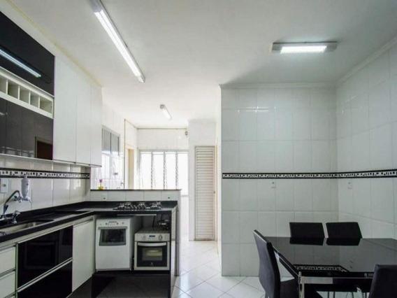 Apartamento À Venda, 136 M², 3 Dorm E 1 Suíte - Centro - Santo André/sp - Ap0430 - 67855192