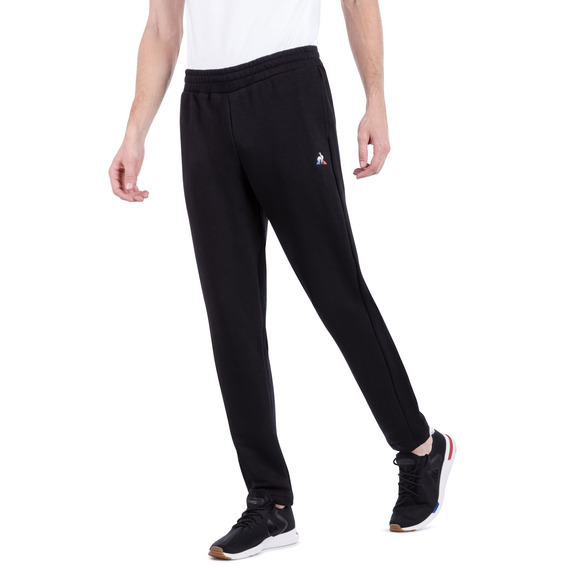 Pantalon Ess Basic Slim Negro Hombre Le Coq Sportif