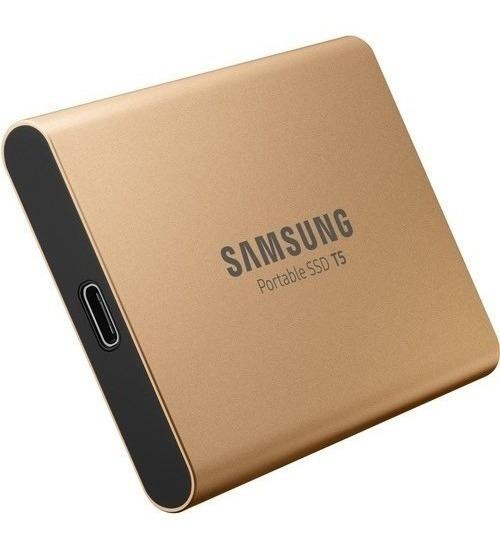 Hd Externo Ssd Samsung 500 Gb T5 Usb 3.1 Original