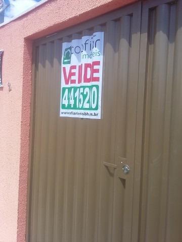 Casa 2 Quartos, 4 Vagas De Garagem, Bairro Melo Viana. Oportunidade - 4676