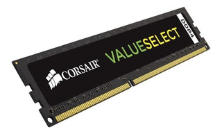 Memoria Ram Pc 16gb Ddr4 2400 Mhz Corsair Valueselect Dimm