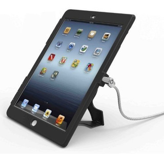 Maclocks Bloqueable iPad Air Carcasa De Seguridad Con Cable