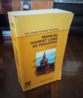 Manual Harriet Lane De Pediatra - 19a Edición - Tschudy