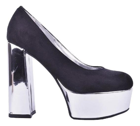 Zapato Con Plataforma Eve