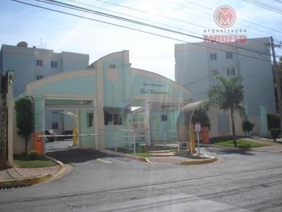 Apartamento Residencial Para Locação, Dois Córregos, Piracicaba. - Ap0176