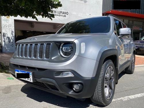 Jeep Renegade 1.8 Longitude At6 2020 Nuevo 3.700 Kms