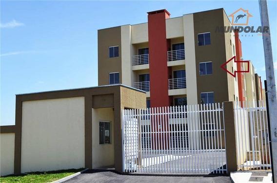 Apartamento Residencial À Venda, Estação, Araucária - Ap1160. - Ap1160