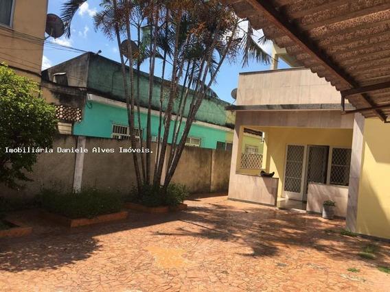 Casa Para Venda Em Nilópolis, Nova Cidade, 3 Dormitórios, 1 Suíte, 3 Banheiros, 3 Vagas - 00261_2-641928