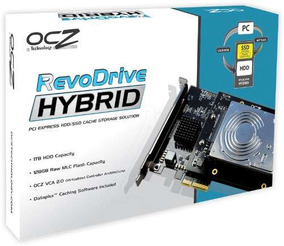 Ocz Revodrive Hybrid 1tb Pci Express Hdd/ssd 128gb Ram