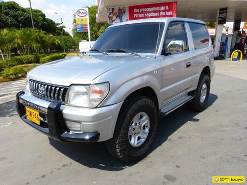 Toyota Prado Sumo Mt 2700cc 4x4 Blindada