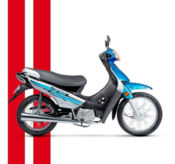 Motomel Blitz 110 Base V8 0km Oferta 110cc 2019