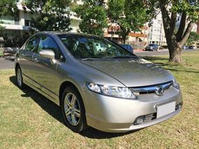 Honda Civic Año Exs 2009 C/cuero Igual A Nuevo!!!!