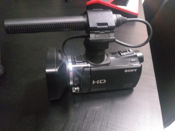 Camera Sony Hxr-mc50u Full Hd (saida Limpa)
