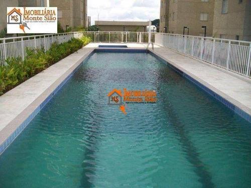 Apartamento Garden Com 2 Dormitórios À Venda, 62 M² Por R$ 450.000,00 - Vila Miriam - Guarulhos/sp - Gd0027