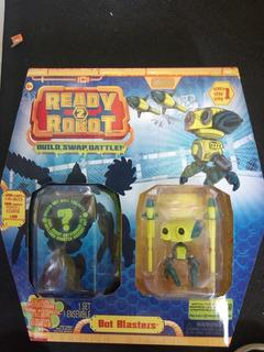 Ready 2 Robot Bot Blaster Capsula Sorpresa