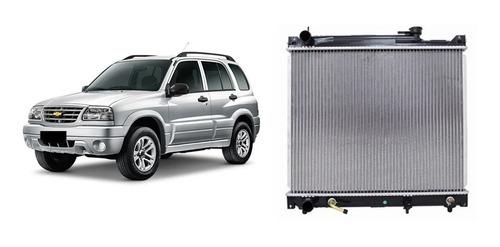 Imagem 1 de 4 de Radiador Suzuki Grand Vitara 2.0 16v Gasolina 1998 Ate 2008