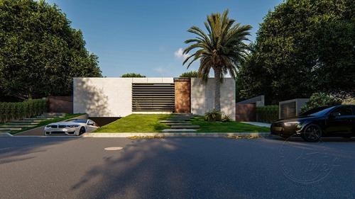 Casa Com 5 Dormitórios À Venda, 700 M² Por R$ 7.500.000,00 - Alphaville Industrial - Barueri/sp - Ca0699