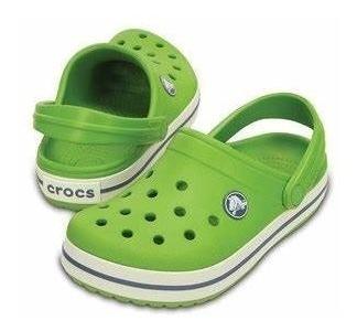 Crocs Crocband Originales Lime