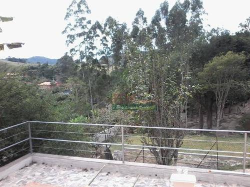 Imagem 1 de 22 de Chácara Com 3 Dormitórios À Venda, 4000 M² Por R$ 583.000,00 - Zona Rural - Santa Branca/sp - Ch0311
