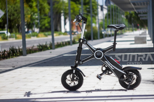 Bicicleta Electrica Plegable Askmy X3 Bat Litio 40km   /a